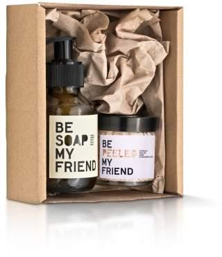 Be Soap My Friend Box - Body Scrub and Soap