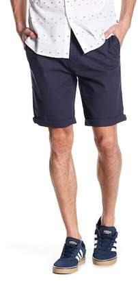 Indigo Star Jiban Stretch Twill Walk Shorts