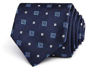 HUGO Medallion Neat Skinny Tie