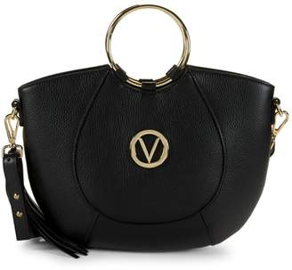 Mario Valentino Valentino By Lily Round Shoulder Bag