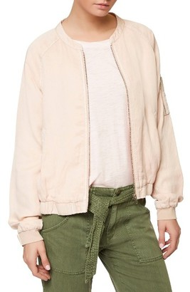 Women's Sanctuary Pilot Bomber Jacket $139 thestylecure.com