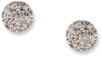 Fossil Shimmer Stone Studs