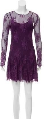 Candela Lace Mini Dress w/ Tags