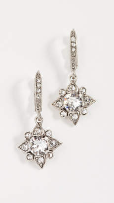 Oscar de la Renta Delicate Star Earrings