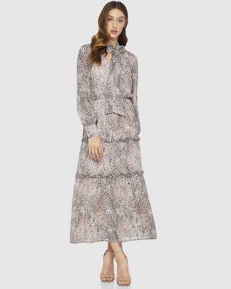 Oxford Olivia Animal Print Dress