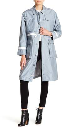 Hunter Refined Garden Trench Coat