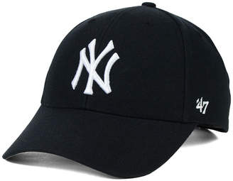 '47 Brand New York Yankees Mvp Curved Cap $27.99 thestylecure.com