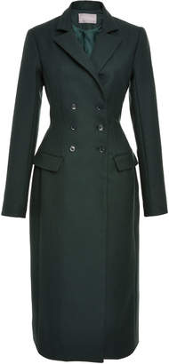 Lela Rose Seamed Coat