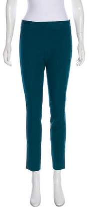 Tory Burch Mid-Rise Skinny Pants