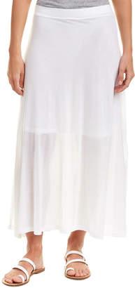 Three Dots Midi Skirt