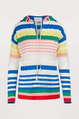 Mira Mikati Striped sweatshirt