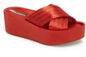 Kenneth Cole New York Damariss Platform Slide Sandal