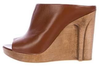 Maison Margiela Wedge Slide Sandals