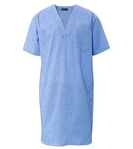 Contare Featherweight Short Sleeve Nightshirt
