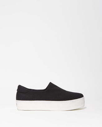 Opening Ceremony Slip-On Platform Sneaker $195 thestylecure.com