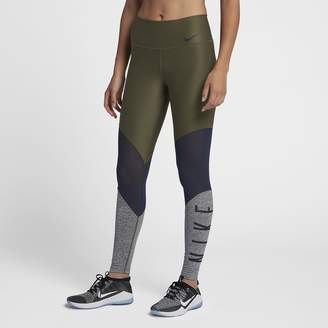 Nike Power Women's Mid-Rise Training Tights