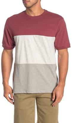 Weatherproof Colorblock Crew Neck T-Shirt