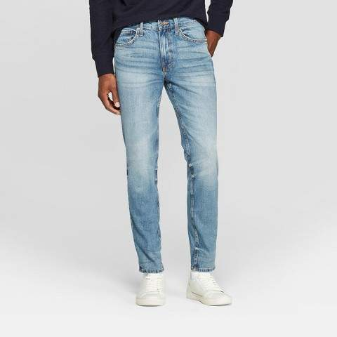 Goodfellow & Co Men's Skinny Fit Jeans - Goodfellow & Co Medium Vintage Wash