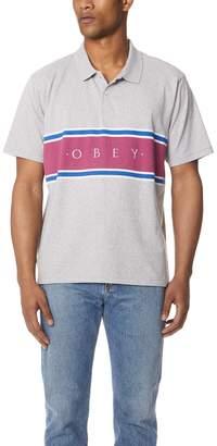 Obey Palisade Polo Shirt