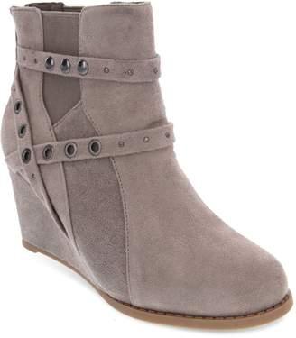 Rampage Helper Women's Wedge Ankle Boots