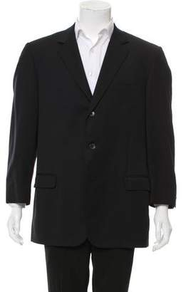 Gucci Wool Three-Button Blazer