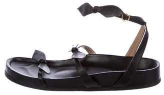 Chloé 2017 Mike Leather Sandals