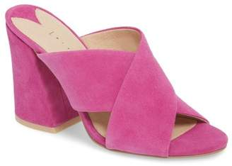 Leith Cammie Block Heel Sandal (Women)