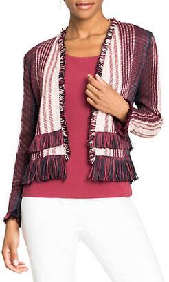 Nic+Zoe City Dreams Stripe Cardigan