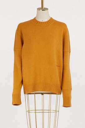 Calvin Klein Oversized cashmere sweater