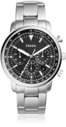 Fossil Goodwin Chronograph Stainless Steel Men's Watch