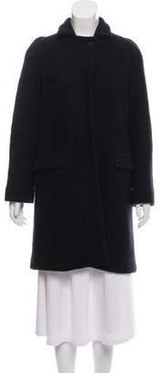 Isabel Marant Wool Knee-Length Coat