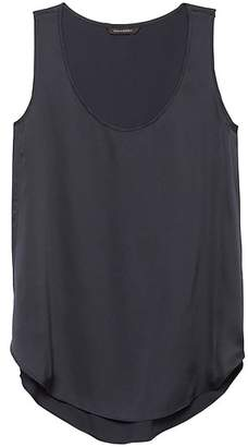 Banana Republic Scoop High-Low Tank