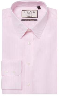 Thomas Pink Men's Kasper Spot Cotton Dress Shirt