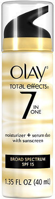 Olay Total Effects 7-In-1 Moisturizer & Serum Duo SPF 15