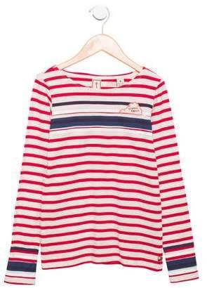 Scotch R'Belle Girls' Striped Knit Top