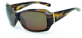 Pepper's Women's Molly LP720-5 Polarized Round Sunglasses
