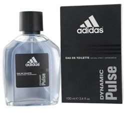 adidas Dynamic Pulse Edt Spray 3.4 Oz
