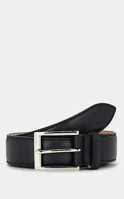 Harris Men's Leather Belt - Black