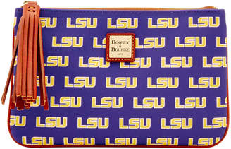 Dooney & Bourke NCAA LSU Carrington Pouch