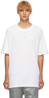 Song For The Mute White Plant Raglan Oversized T-Shirt