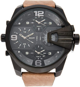 Diesel DZ7392 Black & Brown Watch