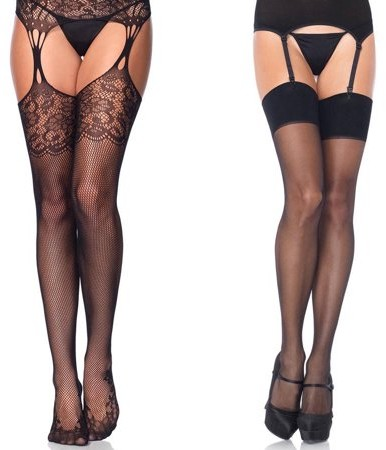 Women's Garterbelt Hosiery Bundle