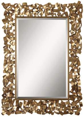 Uttermost Capulin Rectangular Wall Mirror