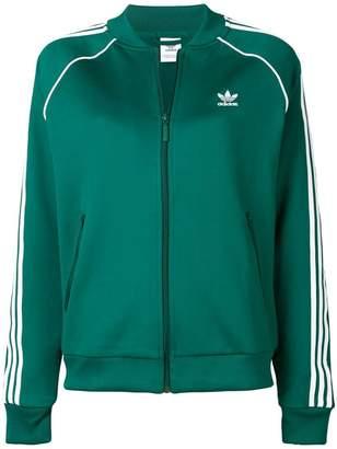 adidas classic branded jacket