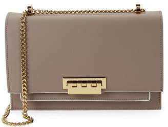 Zac Posen Eartha Leather Shoulder Bag