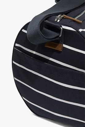 Country Road Organic Stripe Duffle