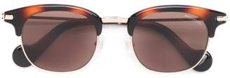 Moncler Eyewear oversized sunglasses