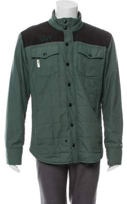 G Star Quilted Windbreaker Jacket