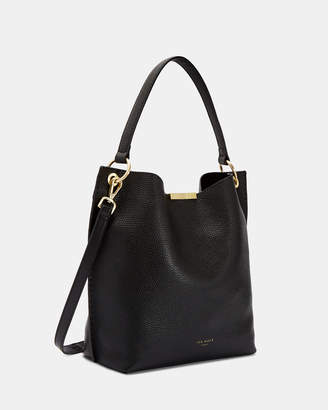 Ted Baker CANDIEE Soft grain hobo leather bag