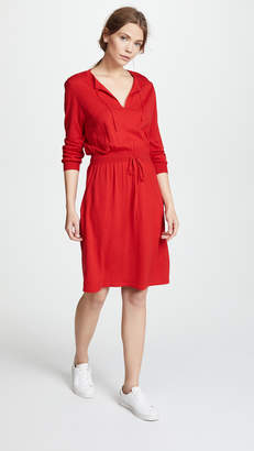 Pringle Drawstring Dress